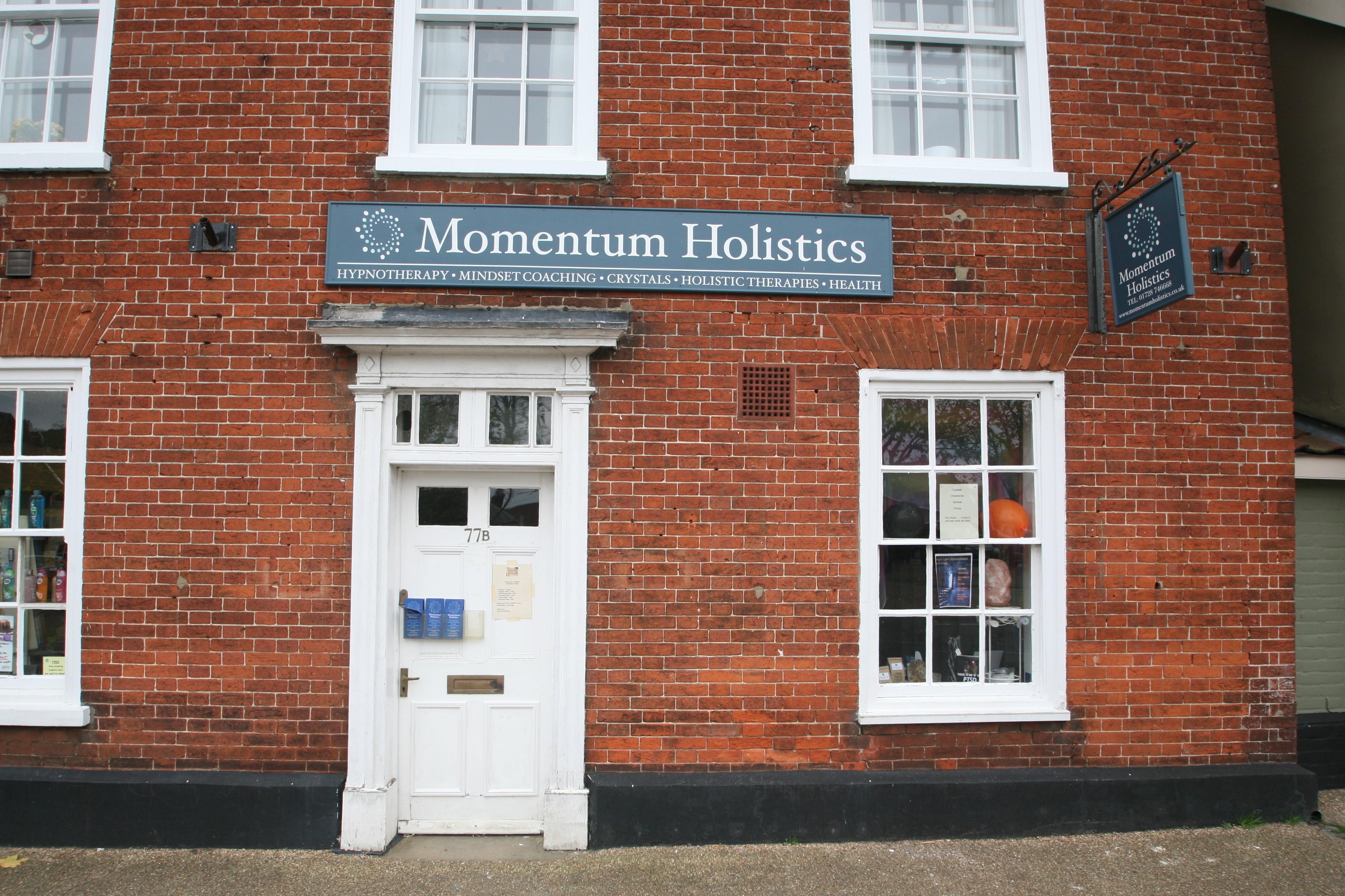 Momentum Holistics, Wickham Market