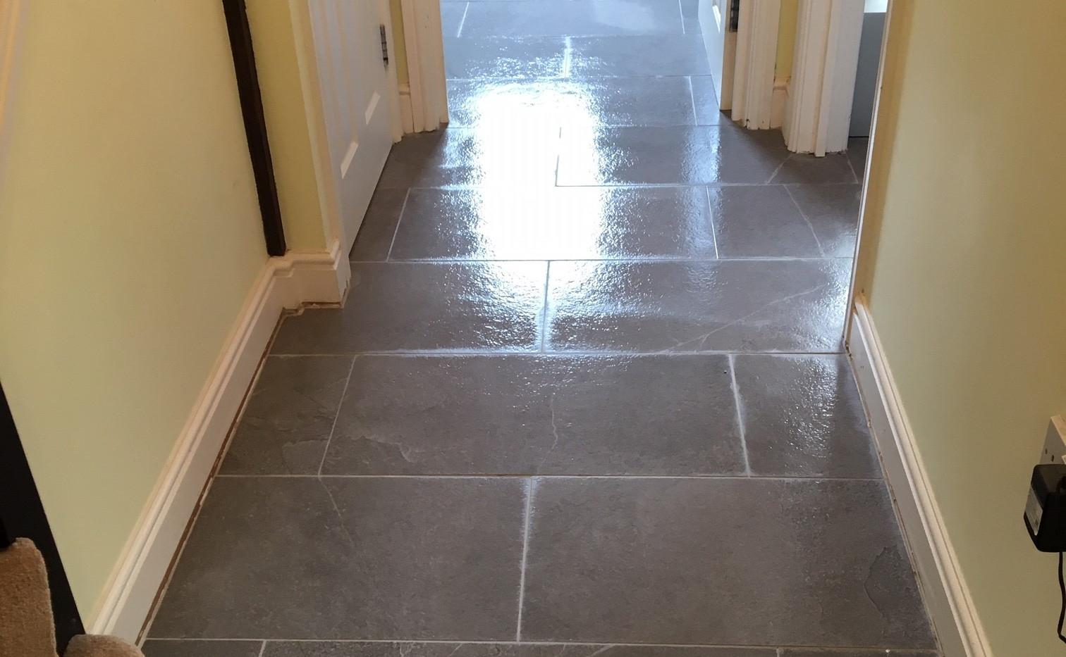 Hallway Tiling