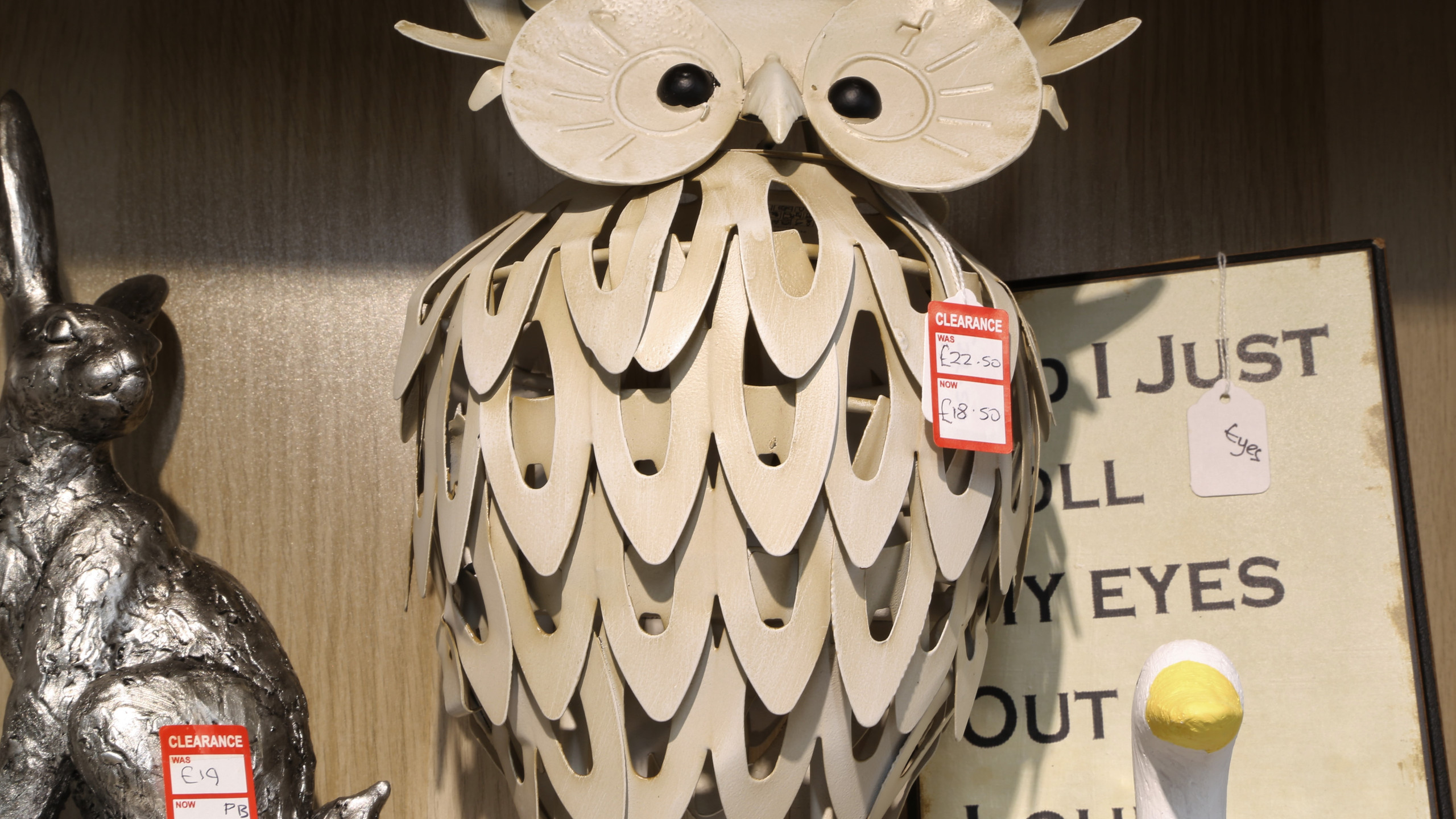 Sale owl