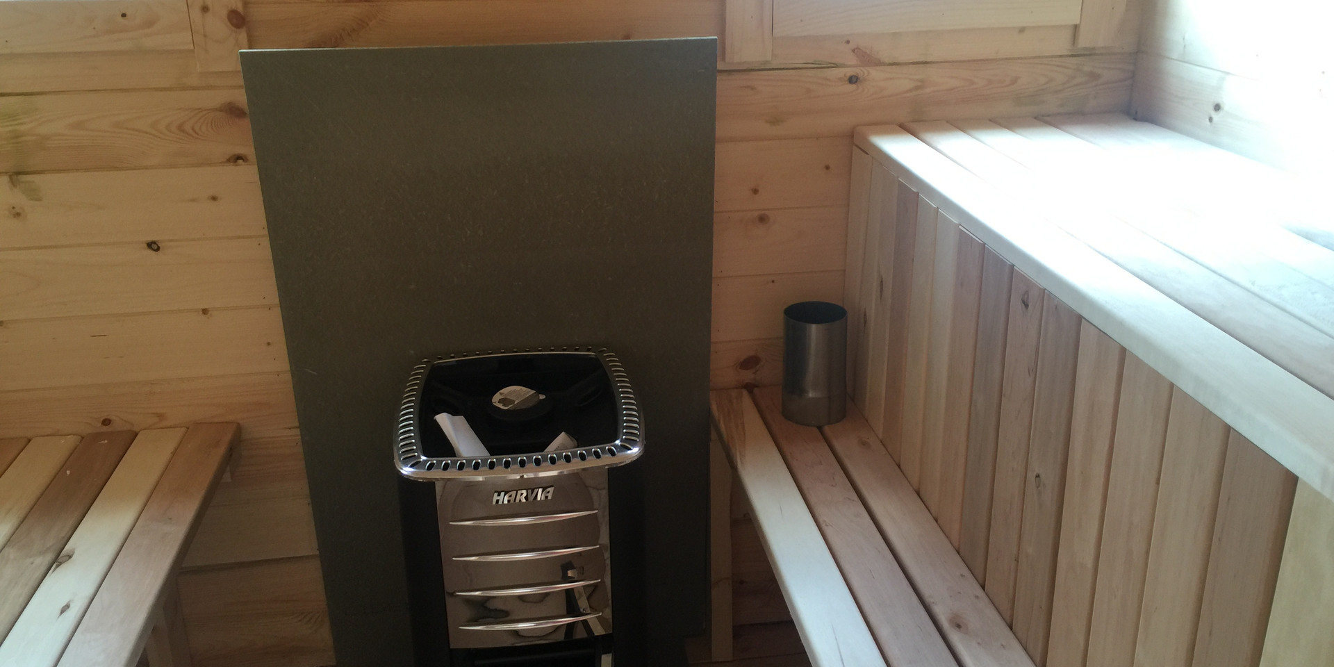 Imagine your own sauna