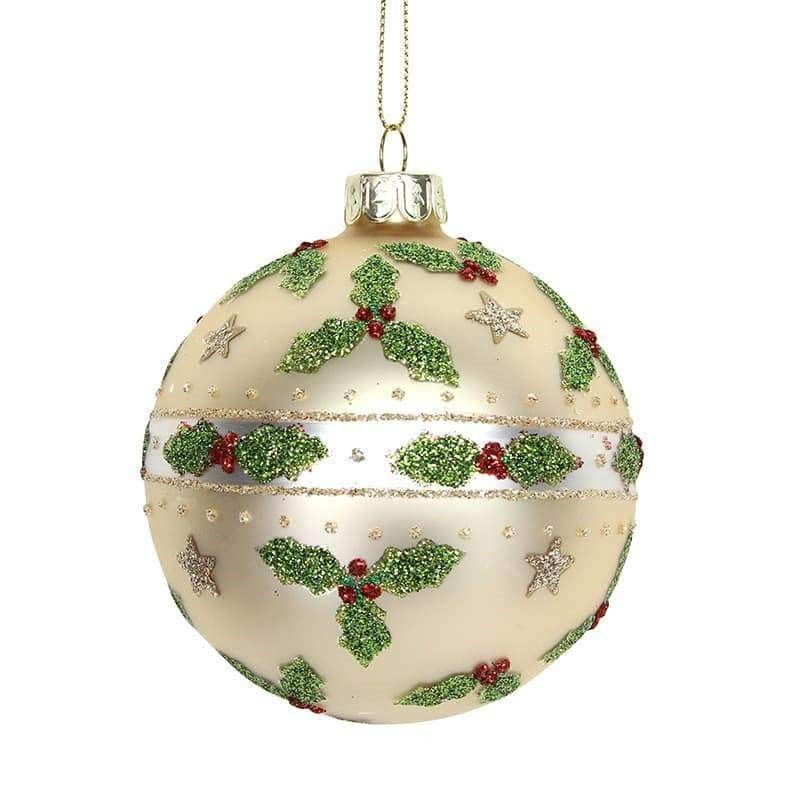 Gisela Graham Christmas Bauble £4.50