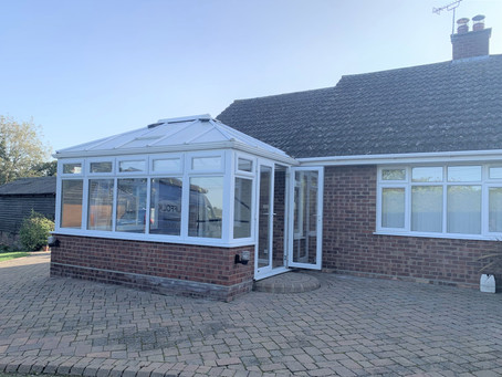 Latest insulated roof installations