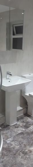 Bathroom Installed