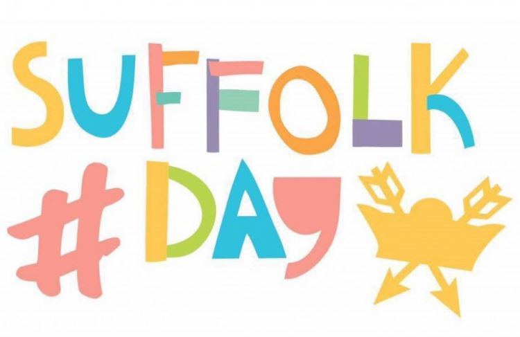 Suffolk Day Logo