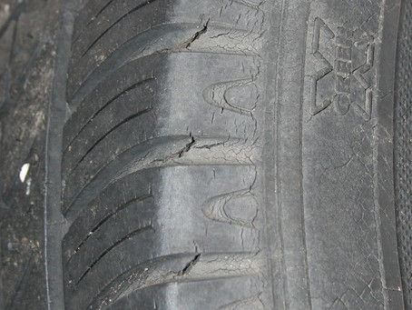 Please check your tyres