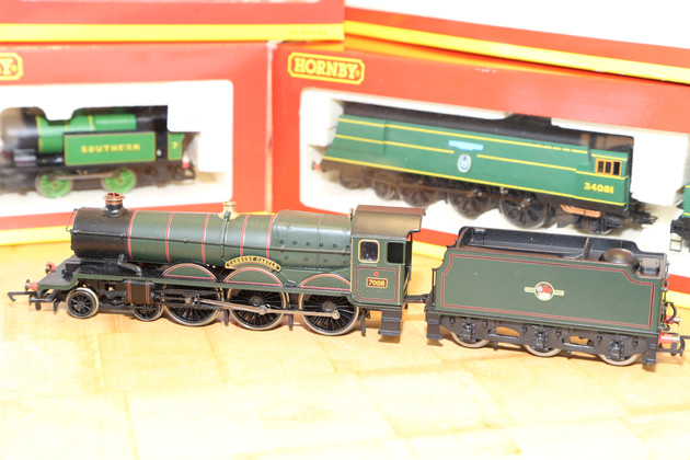 Hornby - £50 (more in the shop)