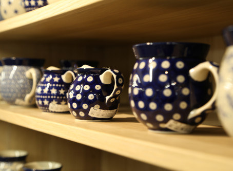 Pottery at Inspirations