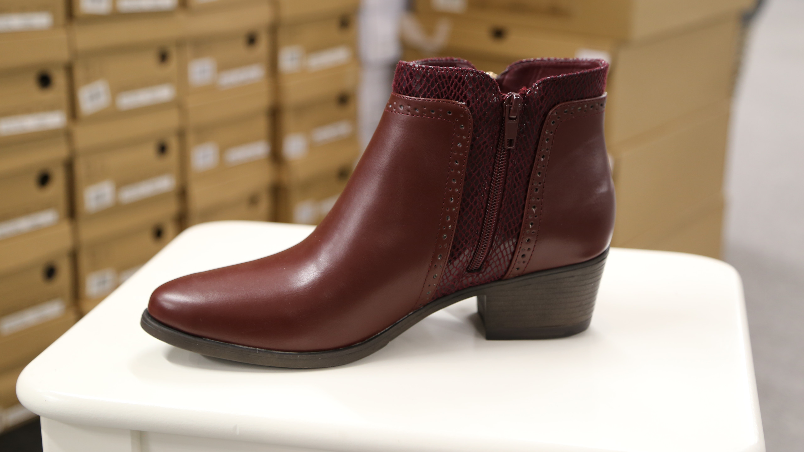 Boots on sale at Inspirations