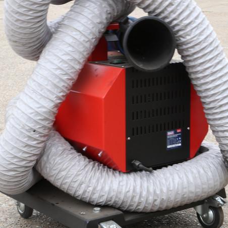 Exhaust extractor