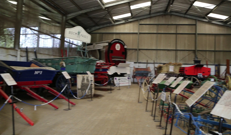 Equipment Barn