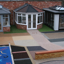 Conservatory show area