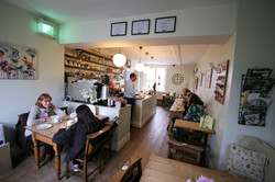 Cafe 46, Wickham Market, Suffolk