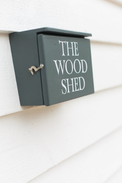 The Woodshed, Letheringham Mill
