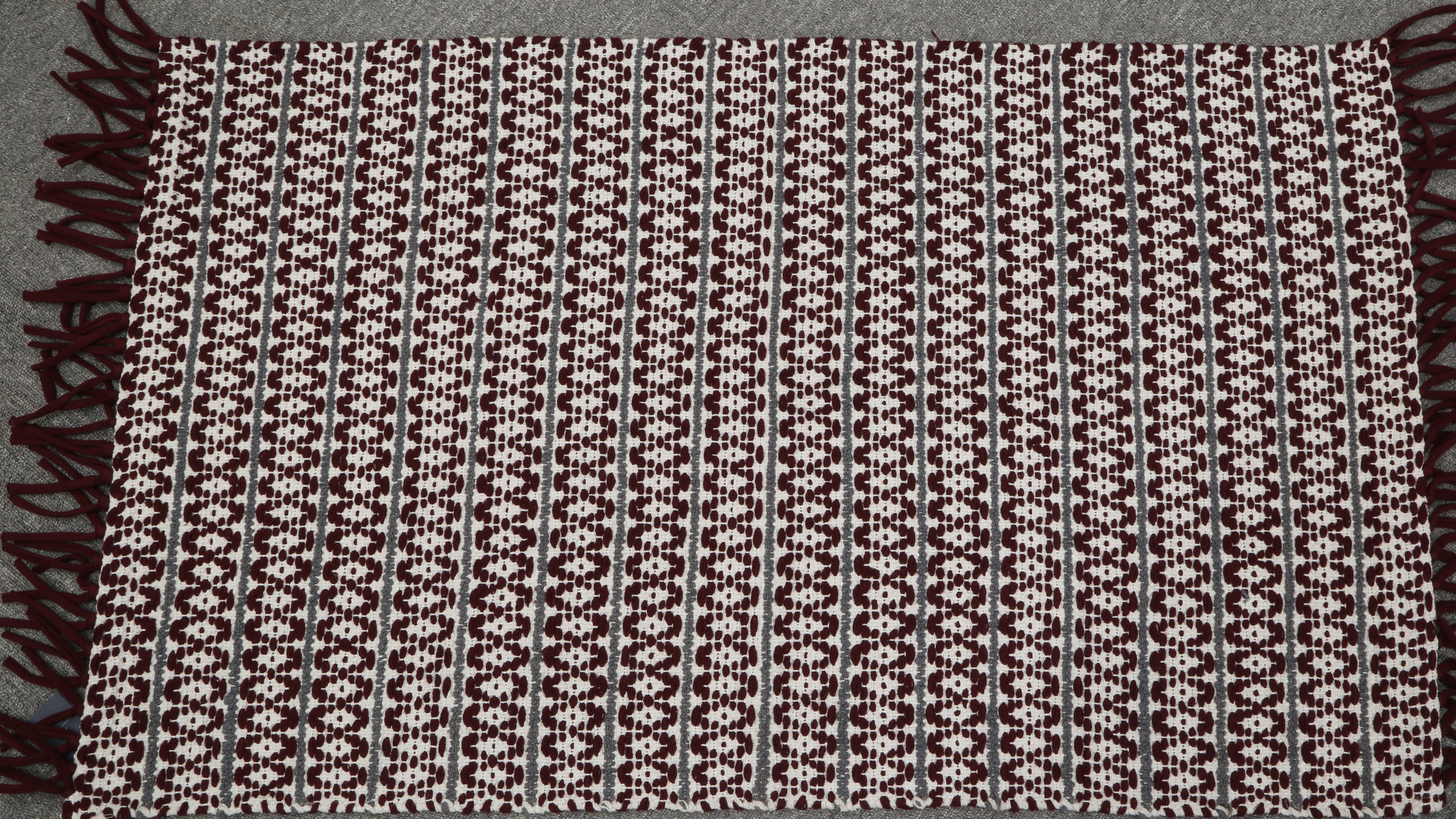 Patterned Rug