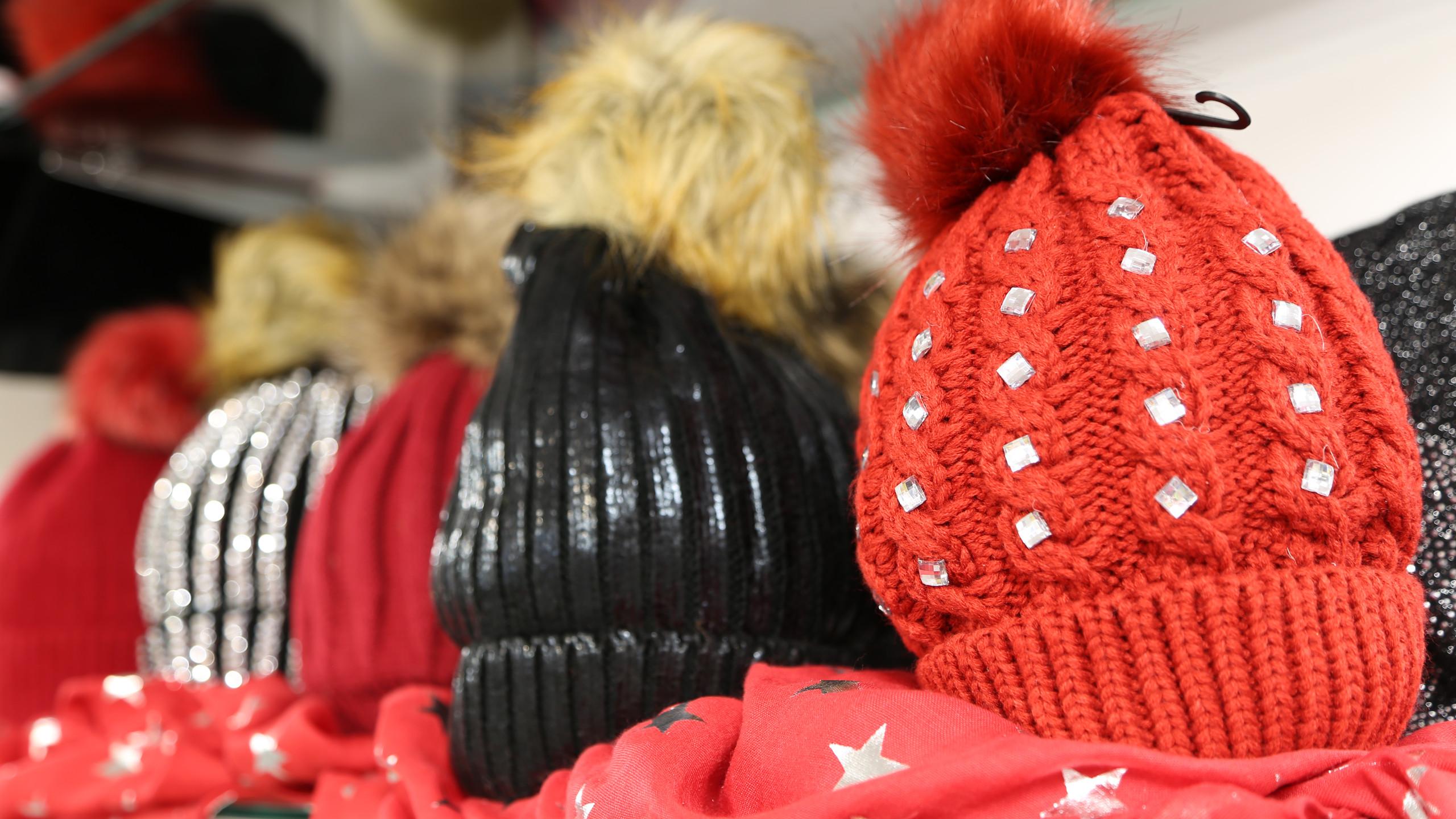 Seasonal hats