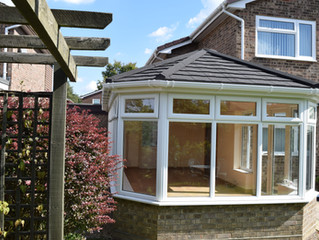 Another conservatory transformed