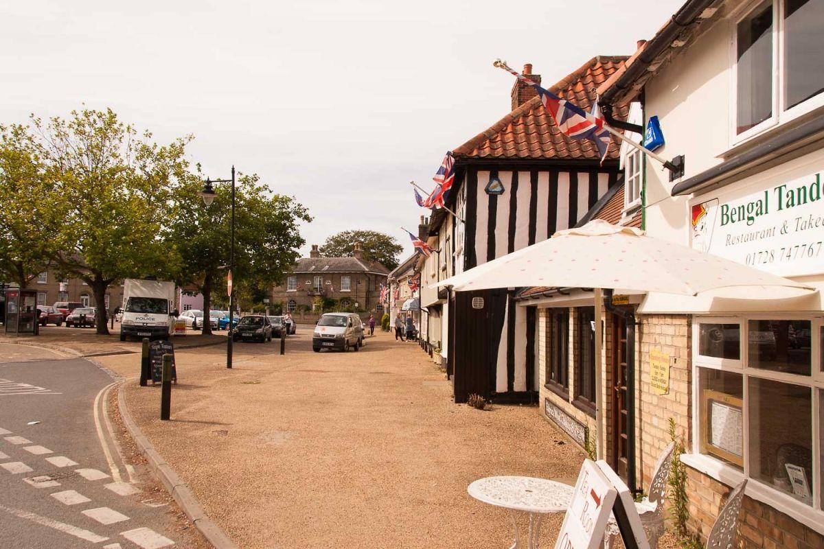 Wren Cottage, Wickham Market