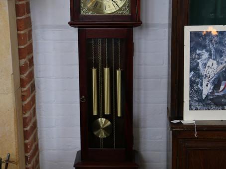 Grandmother Clock - £175