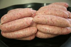 Traditional Revett sausages