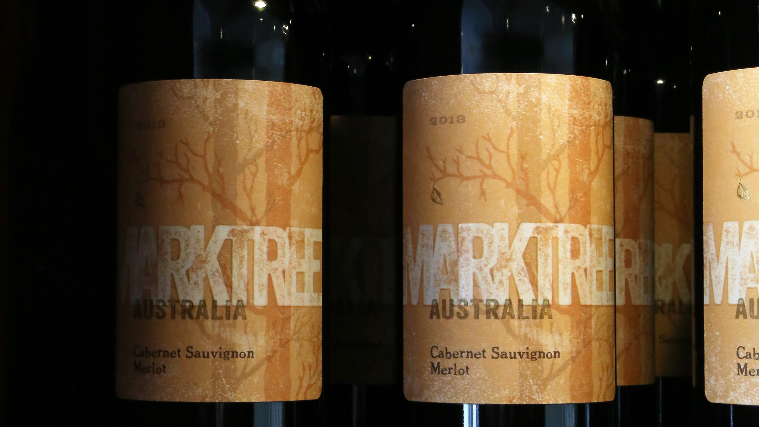 Marktree red
