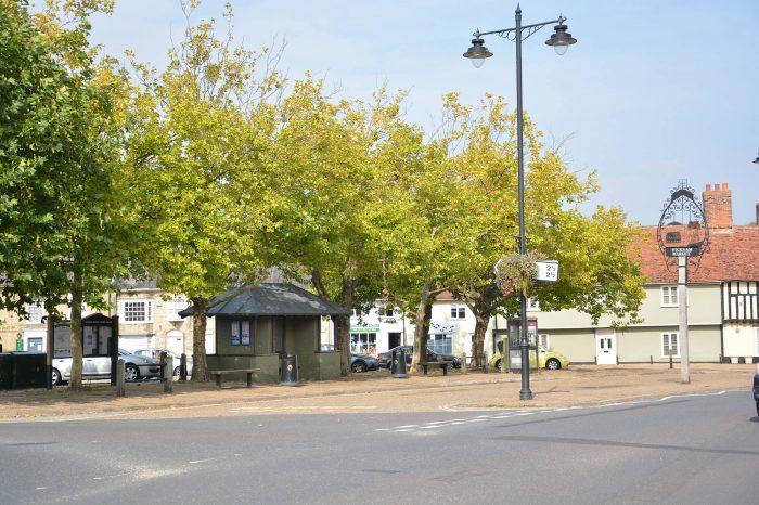 The Hill, Wickham Market