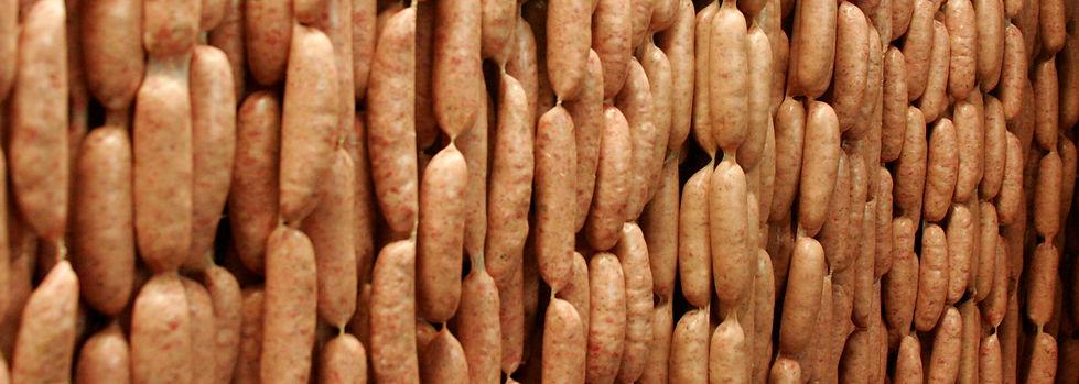 Award Winning suffolk sausages, award winning sausages, Revetts Wickham Market