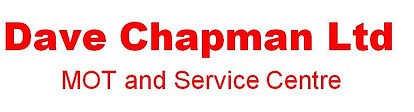 Dave Chapman, car repairs Kesgrave