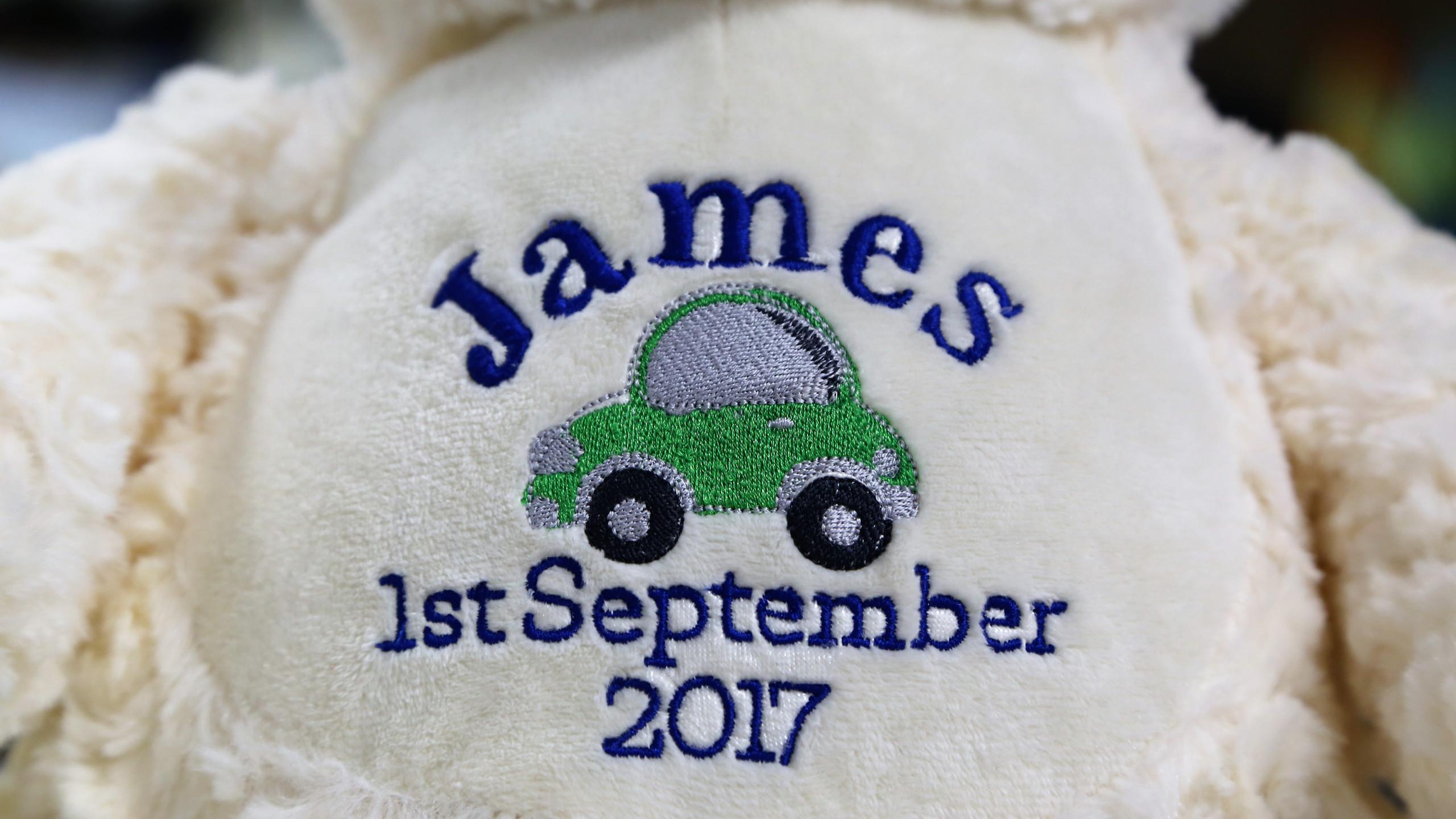 James Bear detail