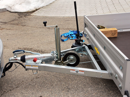 New rules for towing trailers