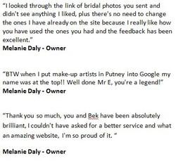 Melanie Daly - Owner