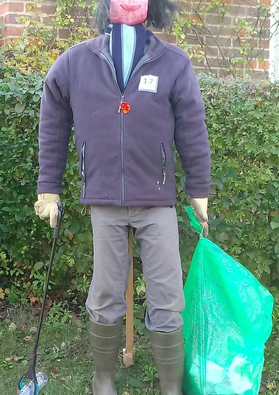Environmental Scarecrow
