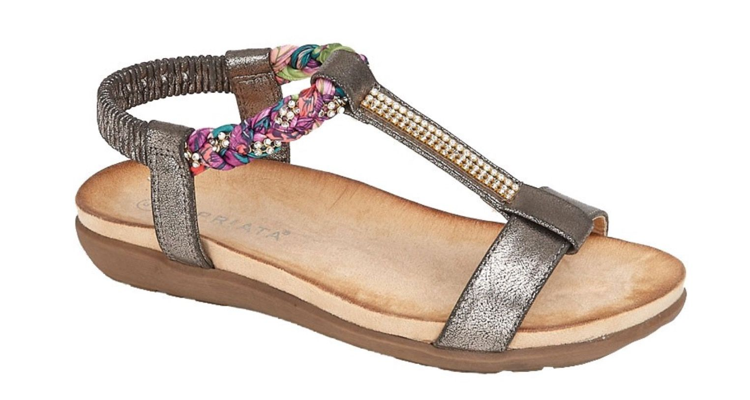 Cipriata Embellished Sandals