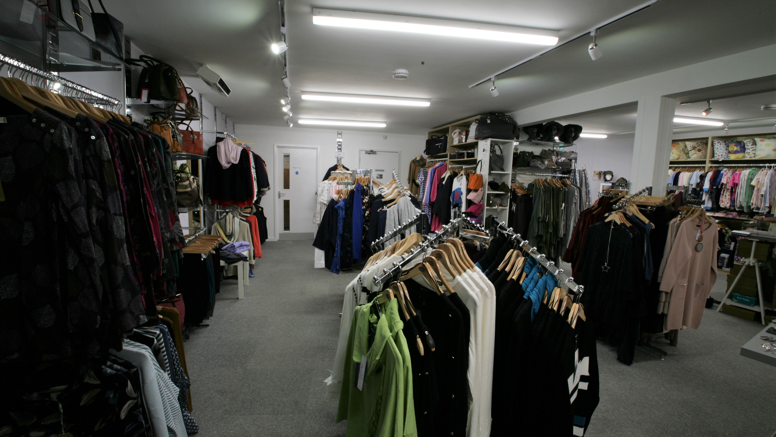 Autumn clothing at Inspirations