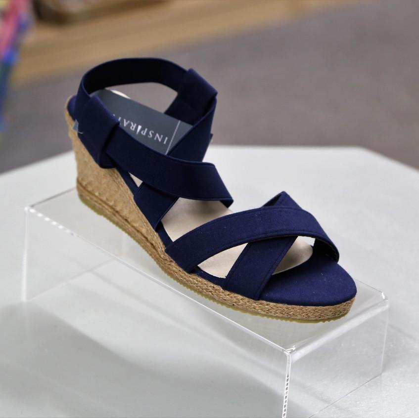 Blue strappy Maya Grace £26