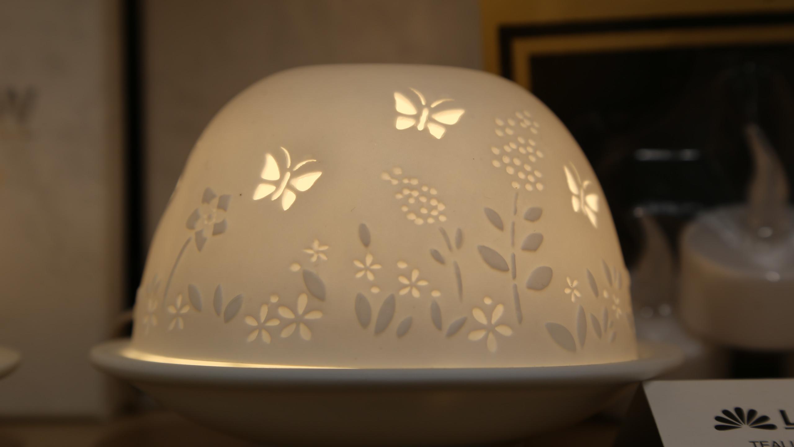 Butterfly Meadow Tea Light