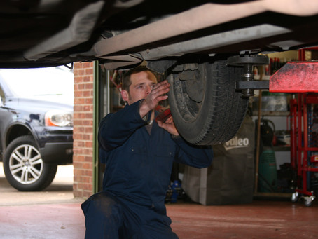 A trusted team of technicians