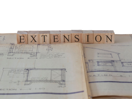 Planning an extension for your home