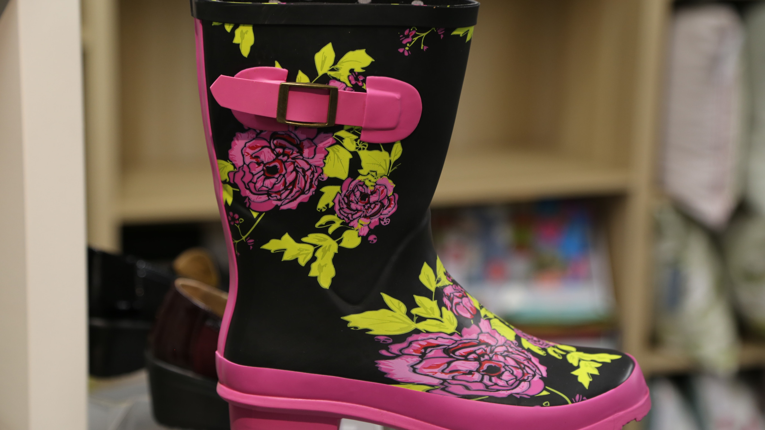 Stunning welly £26