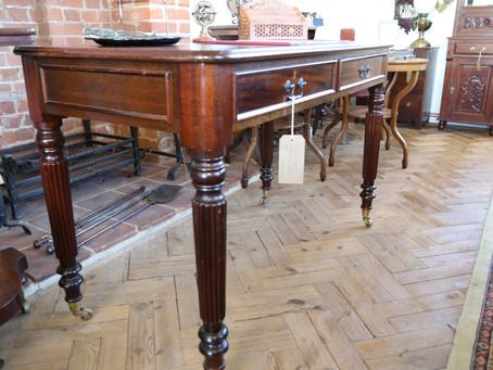 Regency Style Writing Desk - £185
