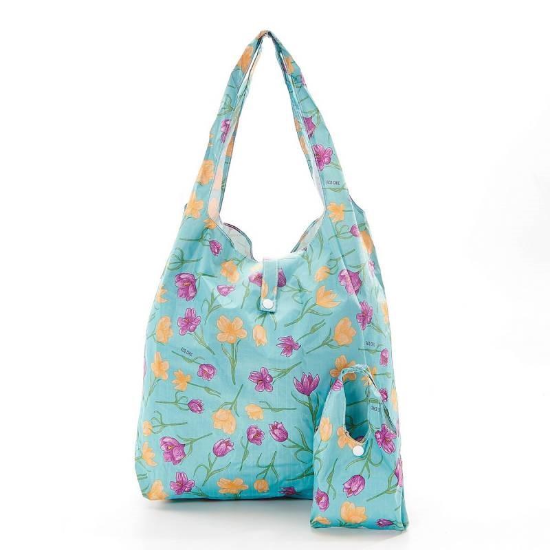 Flower Eco Chic Shoulder Bag
