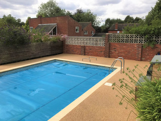Resin drives, patios and pathways