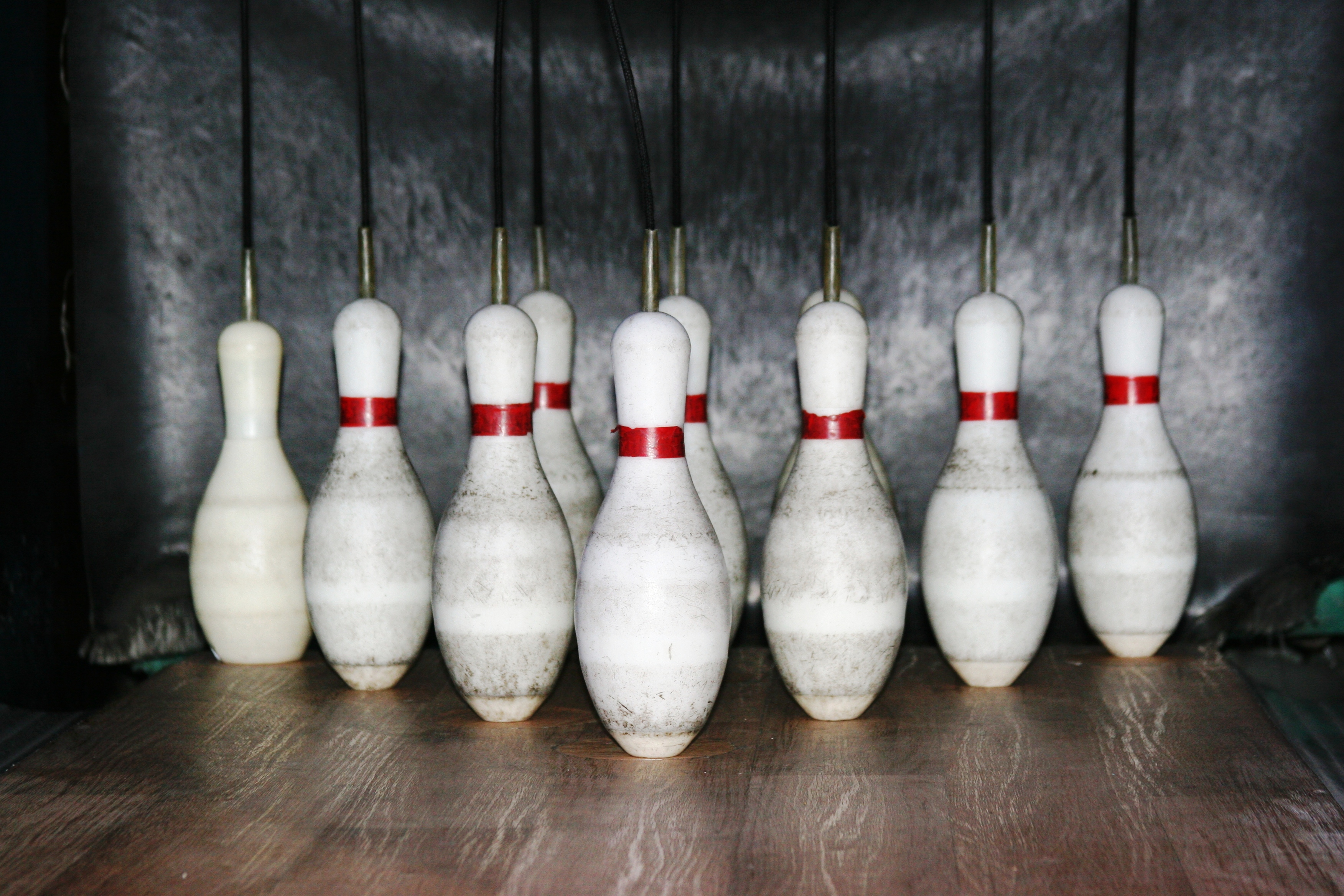Ten pin bowling - can you do it