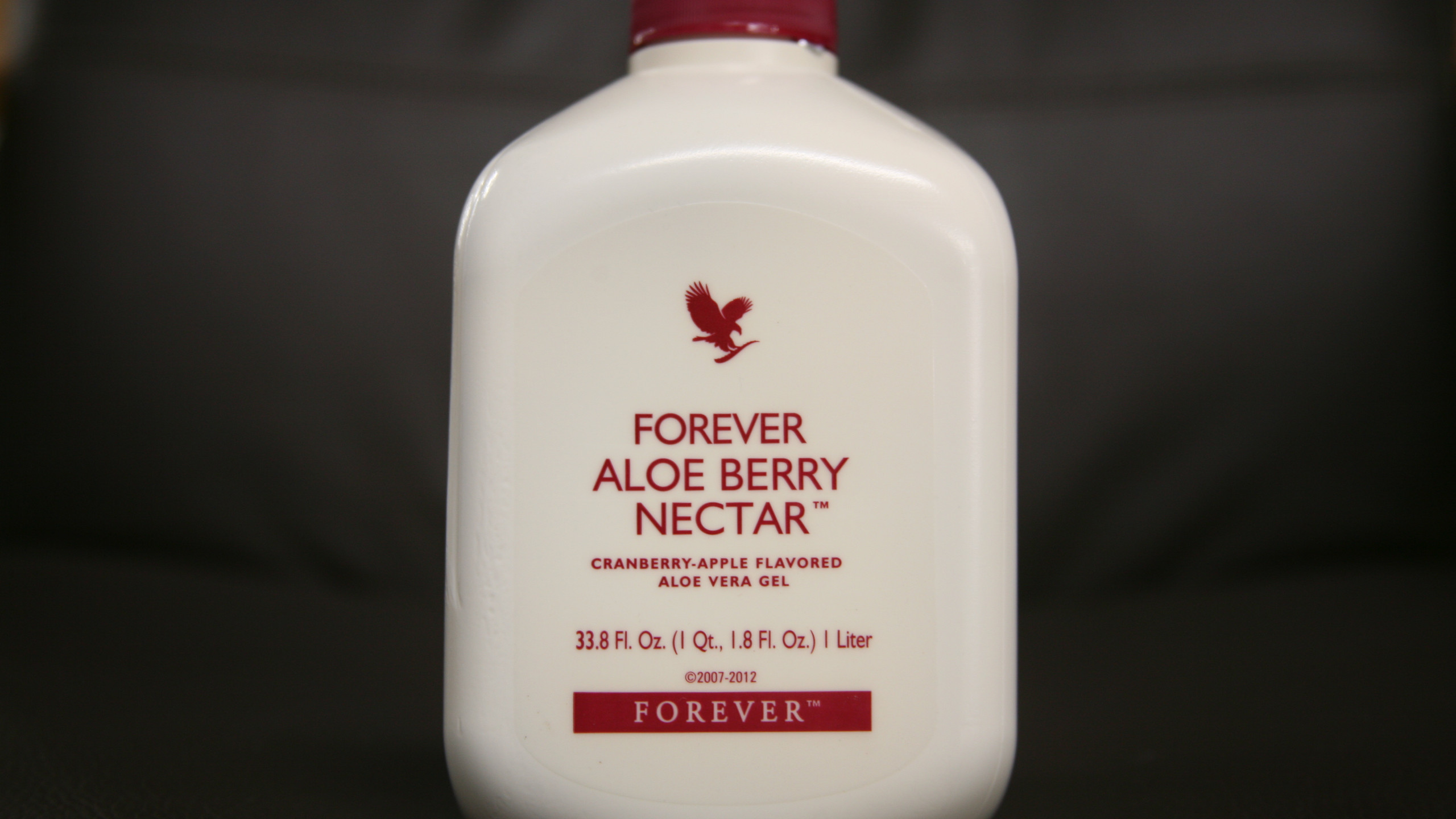 Aloe Vera products the Forever Range