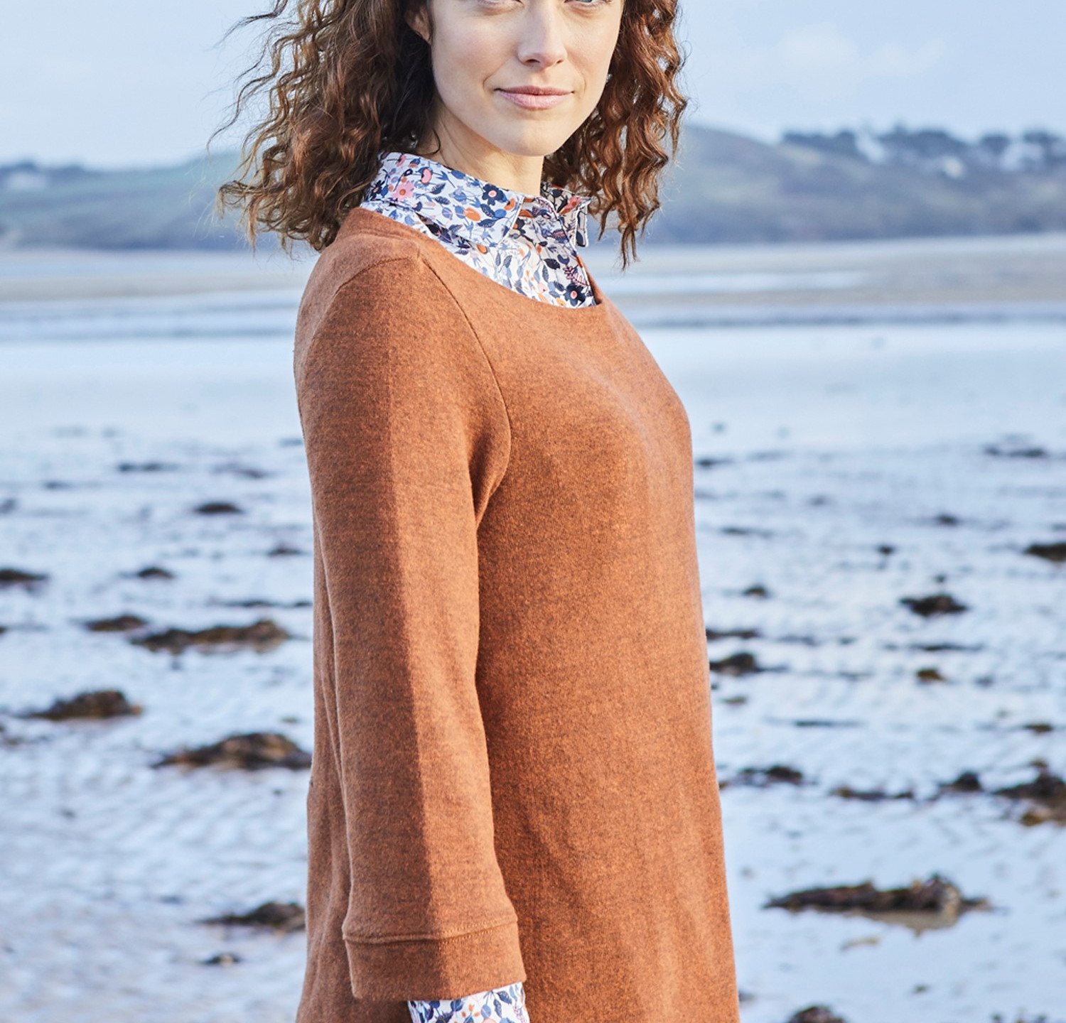 Lily & Me Hedgerow Top £45