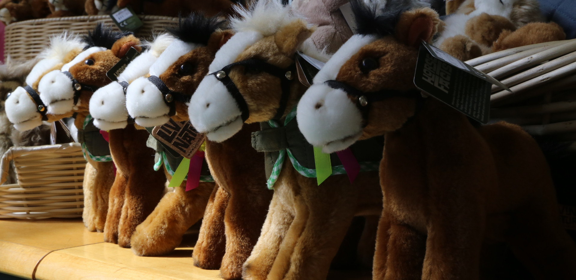 Gift Shop, The Suffolk Punch Trust