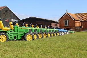 Tractors at Easton Farm Park.jpg