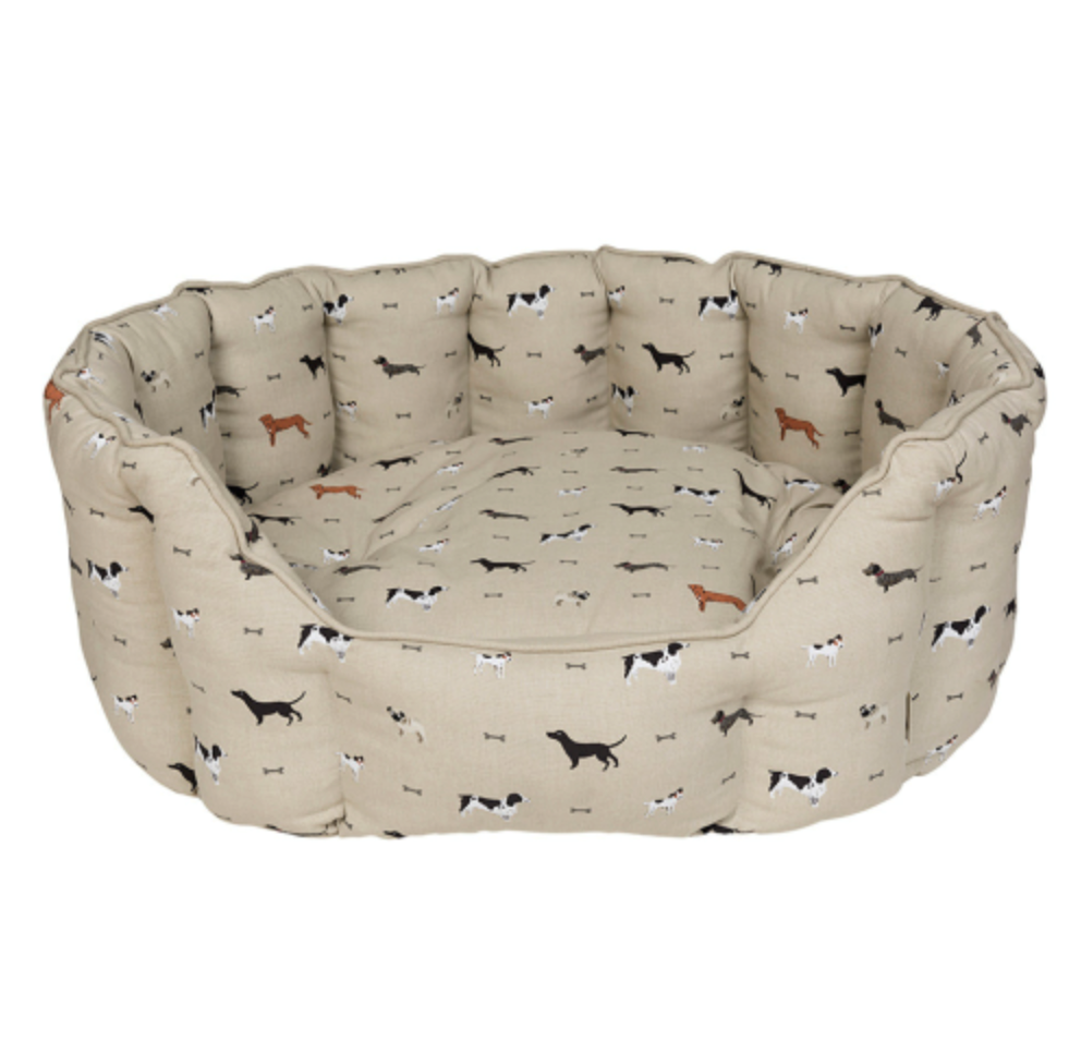 Sophie Allport Dog Bed £38