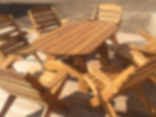 Quality garden furniture - patio sets