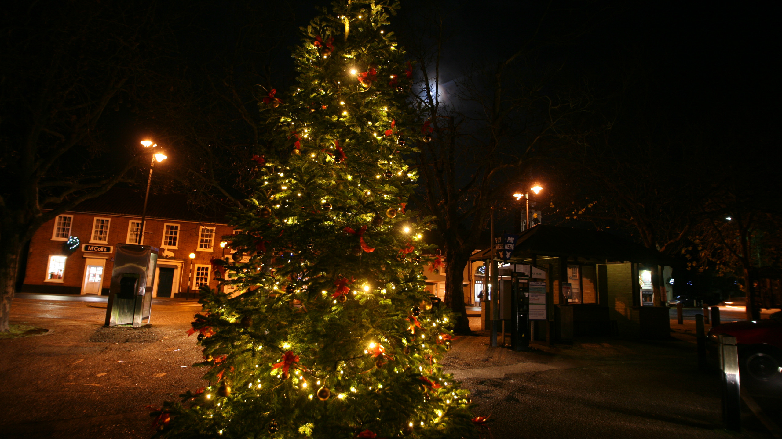 Christmas in Wickham Market