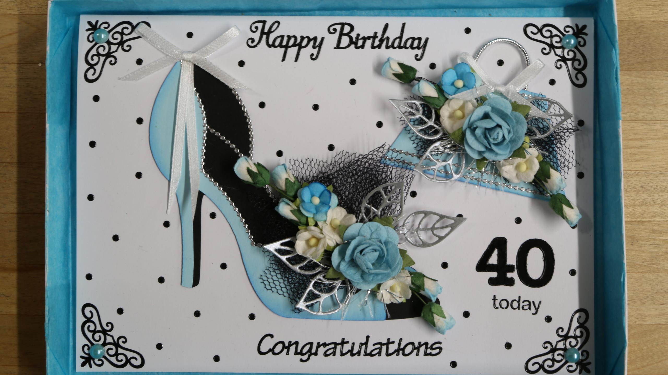 40th card